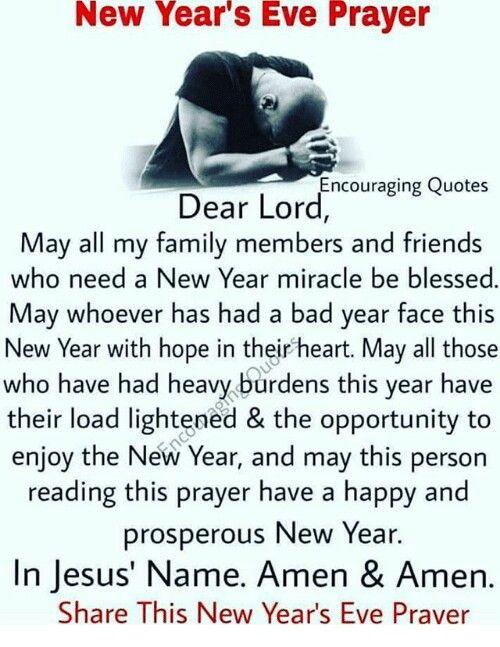 Happy New Year!   Bible   Personal prayer, Inspirational ...