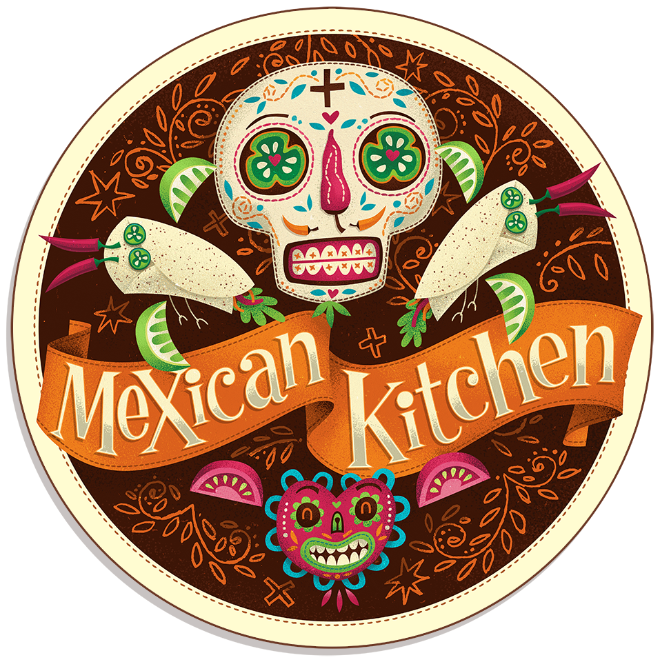 TUZO Mexican Kitchen Mexican kitchens, Day of the dead