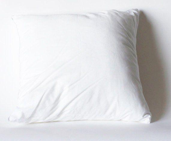 20 X Faux Down Pillow Insert