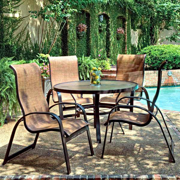 Crimson Casual | Outdoor furniture sets, Aluminum patio ... on Casual Living Patio id=65482