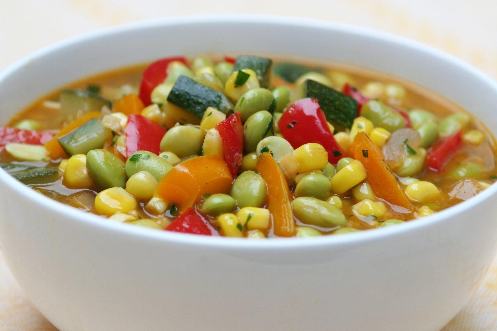 Summer Vegetable Stew - Farberware Cookware