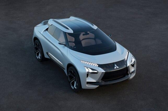 Reimagining Evo Mitsubishi Shows E Evolution Concept In Tokyo In 2020 Mitsubishi Evolution Mitsubishi Evo Mitsubishi