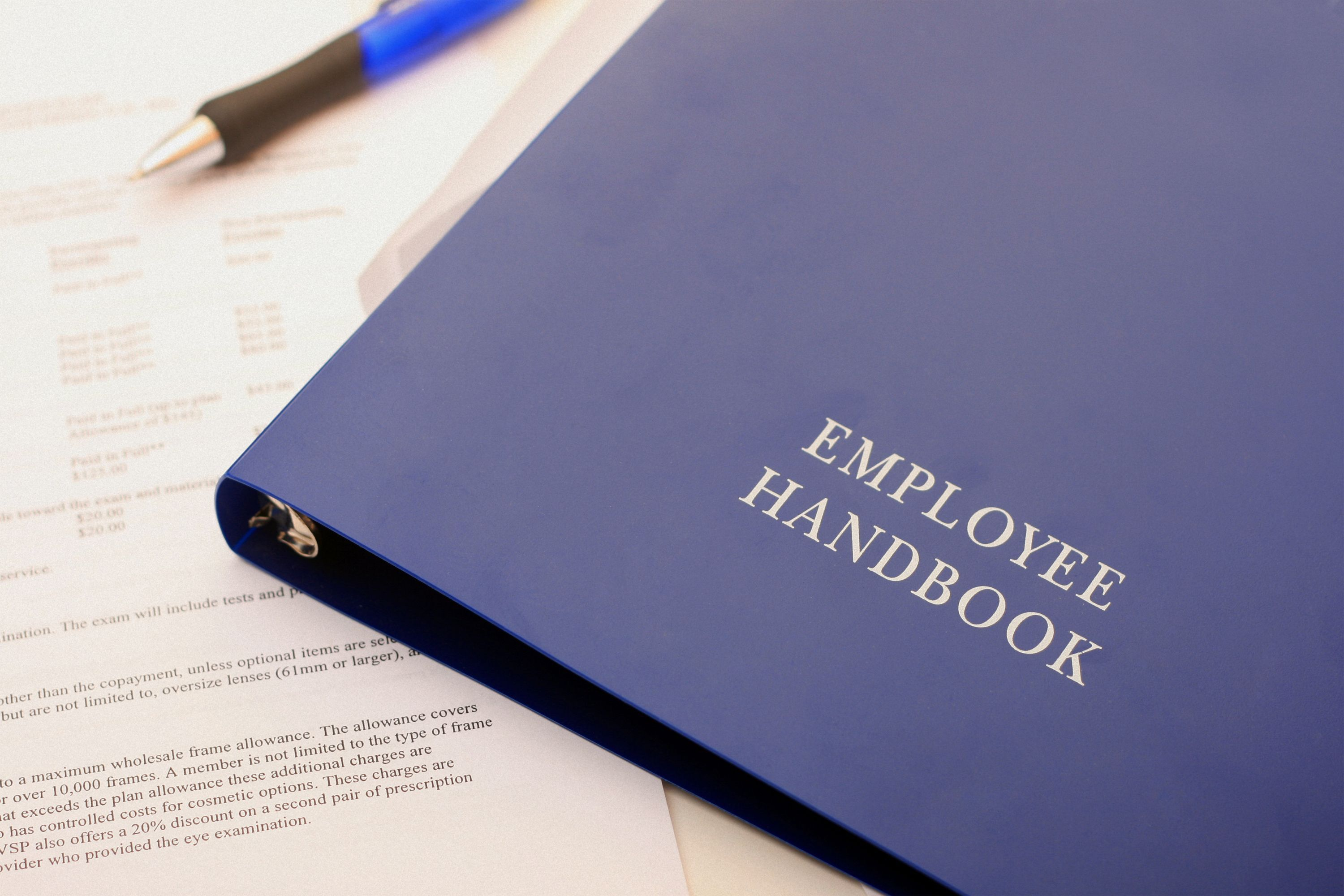 Create An Employee HandbookPolicies And Procedures Manual