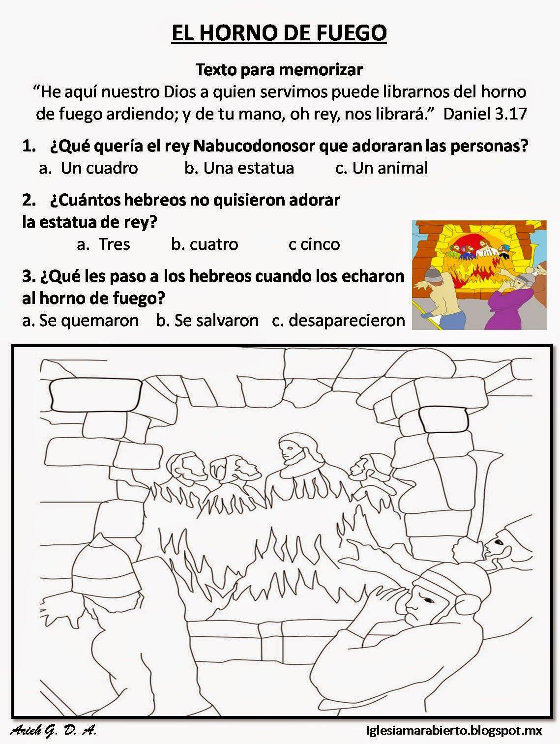 clases biblicas para ninos cristianos | IGLESIA MAR ABIERTO: Clase ...