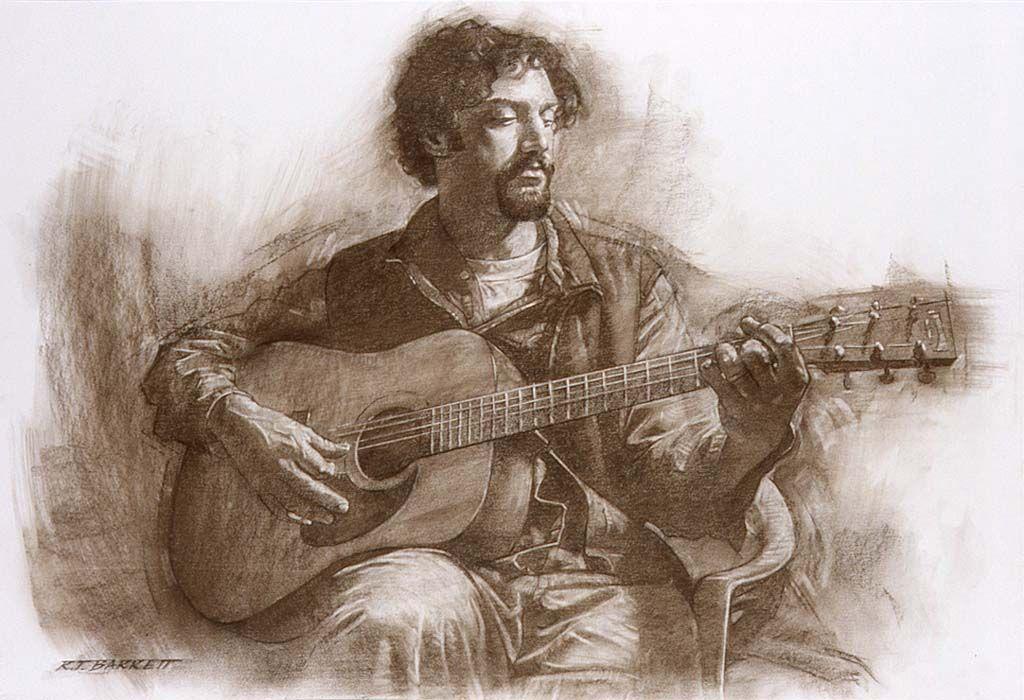 Guitar player.   Drawings   Pinterest