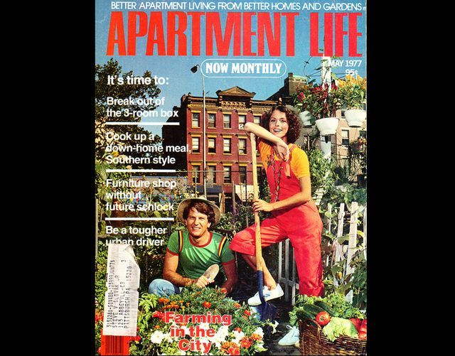 A Look Back At 1970s City Dwellers Through Apartment Life Magazine Gothamist