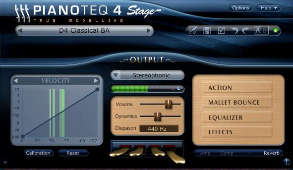"""Pianoteq Stage, """"live"""" version of the incredible Pianoteq 4!"""