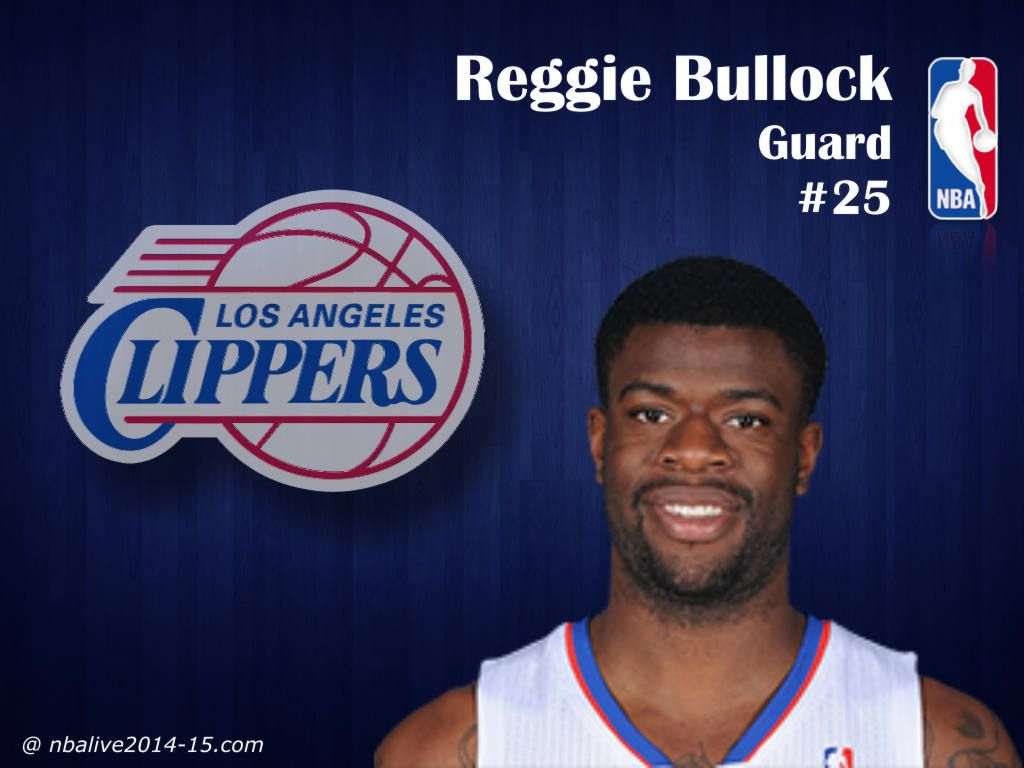 Reggie Bullock - Los Angeles Clippers - 2014-15 Player