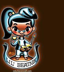 beatnik art - Google Search