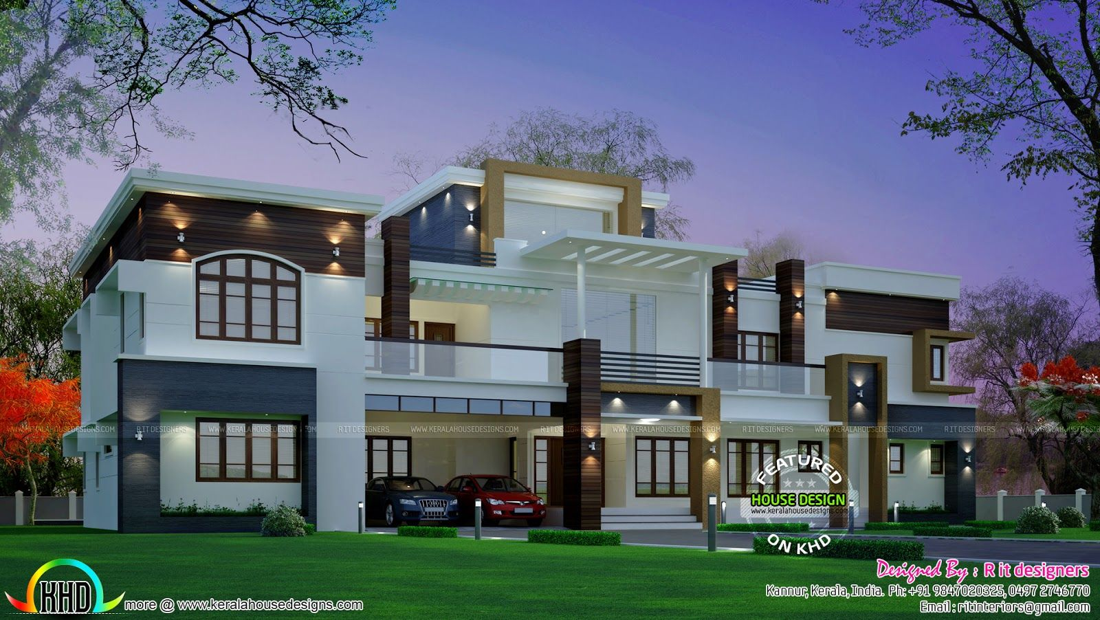 February 2016 Kerala home design and floor plans – Kerala House Designs And Floor Plans 2016