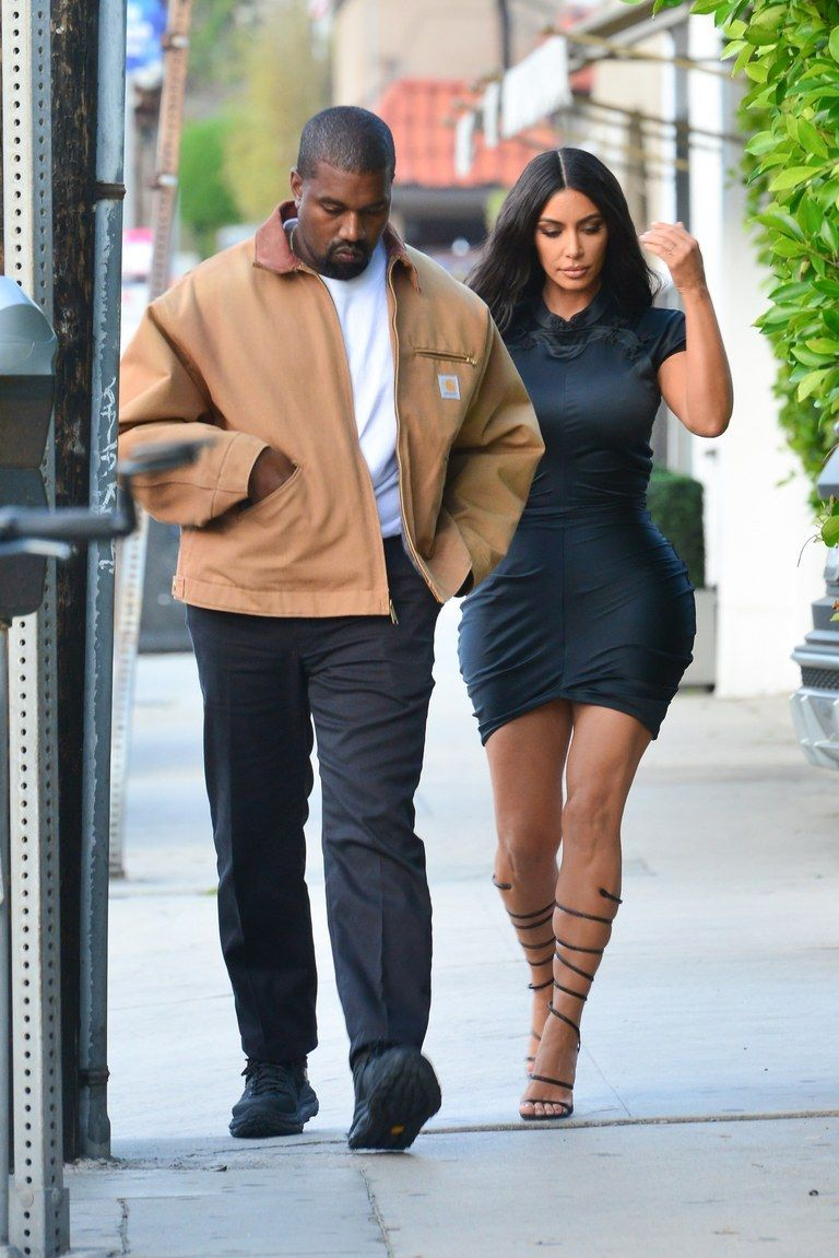 Kanye West Takes His Love For Workwear On An Anniversary Date With Kim Kardashian Kanye West Outfits Kanye West Style Kanye Fashion