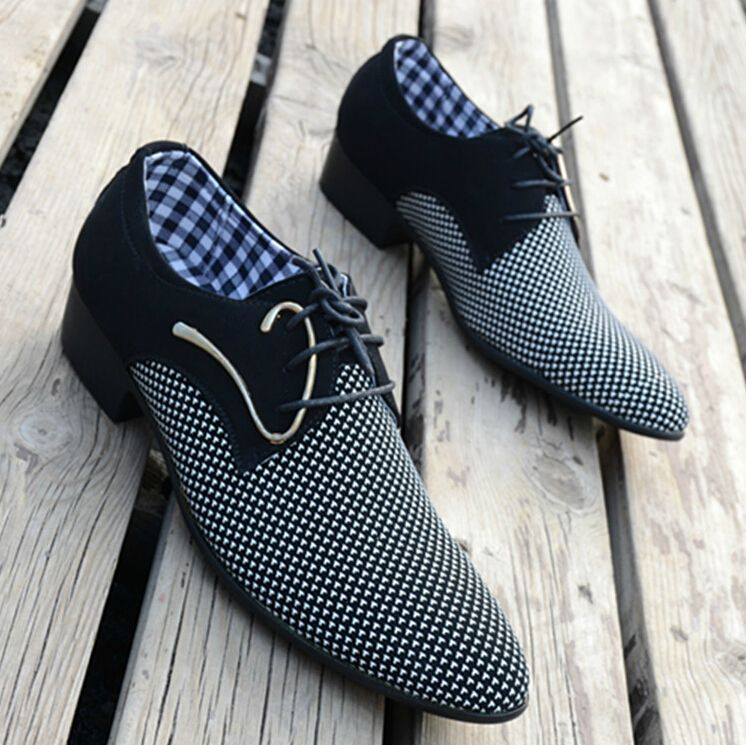 men office shoes luxury zapatos men's wedding shoes oxfords leather  masculino sapatos oxford shoes man's business