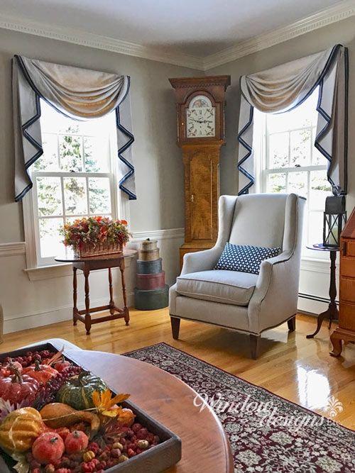 Living Room Windows Design: Window Designs Etc. By Marie Mouradian In 2020
