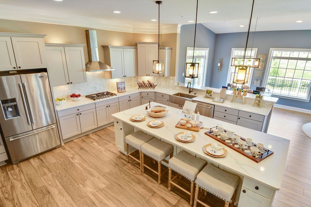 The Monticello   Fairview Manor By Caruso Homes   Zillow. Really Like This  Kitchen,
