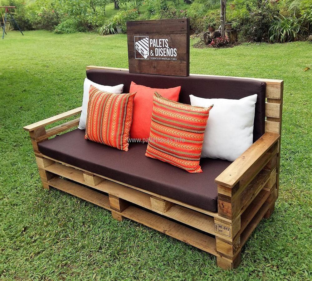 wood pallet lawn furniture. Wood Pallet Lawn Furniture L