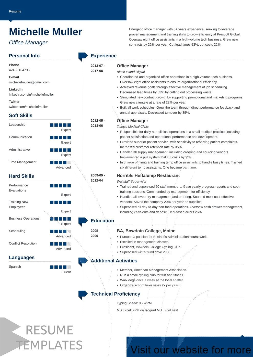 online resume builder and free download in 2020 Job