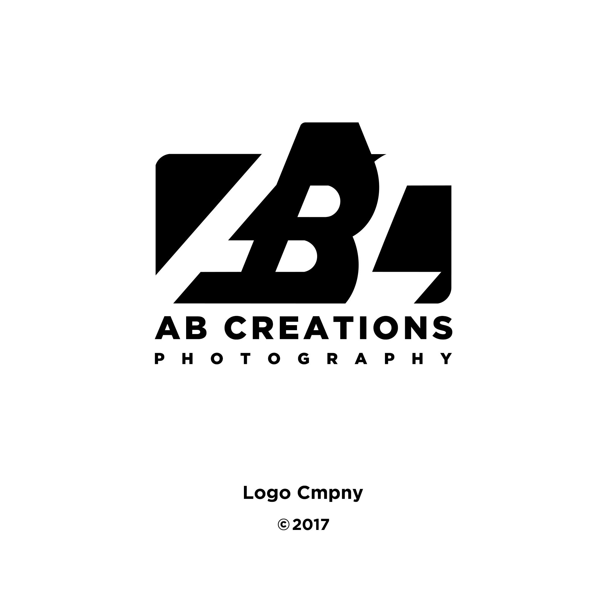 photographylogo negativespace Photography logos, Logos