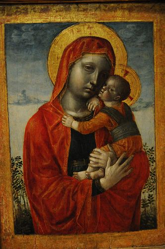 Madonna And Child Vincenzo Foppa Metropolitan Museum
