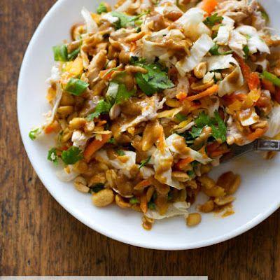 Chopped Thai Chicken Salad Recipe - Key Ingredient