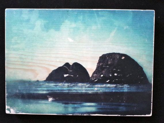 Ocean Beach Photo Block Moonspiralz Photography