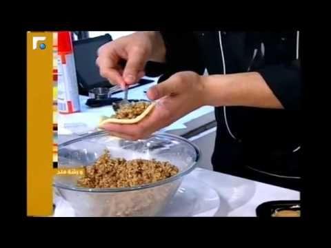 قطايف مخبوزة بالجوز والجبنة قطايف مقلية بالقشطة او بالحليب بان كيك Chef Chadi Zeitouni Youtube Lebanese Desserts Dessert Recipes Food