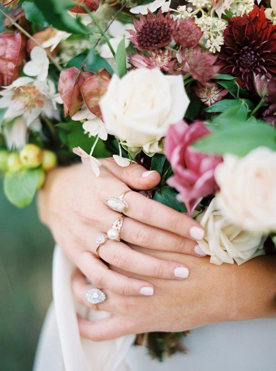 Golden Hour Nashville Bridal Inspiration Session