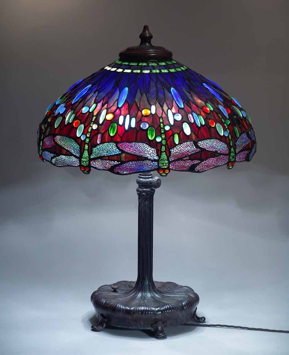Authentic Tiffany Dragonfly Lamp Bing Images Tiffany Lamps