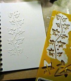 pasta de modelado de bricolaje para el collage de las técnicas mixtas rápida, fácil, barato                                                                                                                                                                                 Más