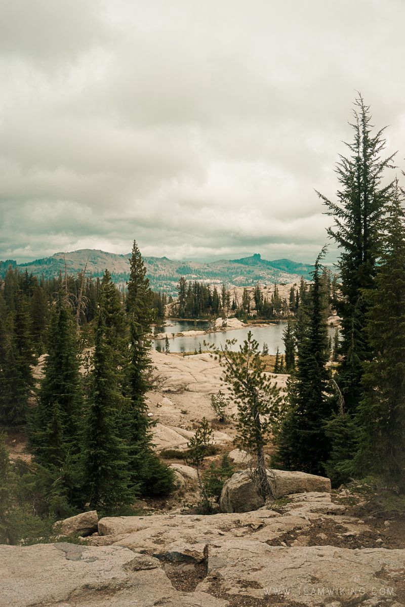 Emigrant Wilderness, California ~ looks like it could be ...