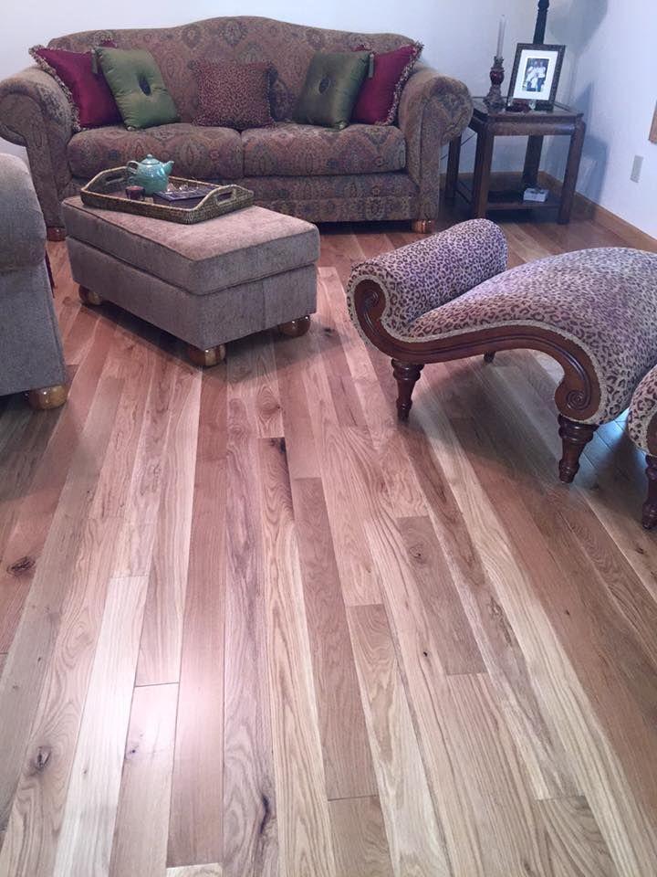 Somerset Natural White Oak Prefinished Hardwood Flooring | Your Home ...