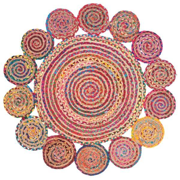 Safavieh Handmade Cape Cod Thora Coastal Jute Rug