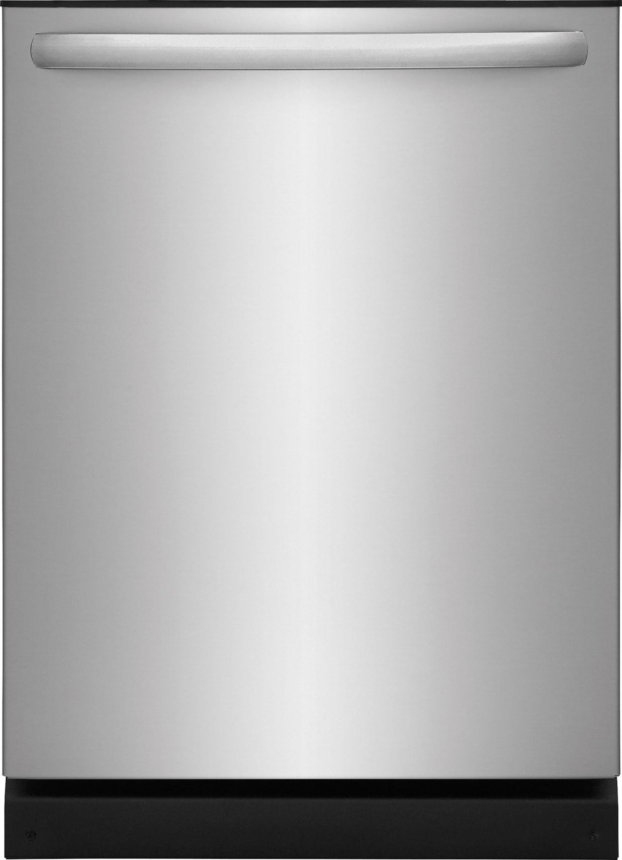 Frigidaire 24 Tall Tub Dishwasher Stainless Steel Ffid2426ts