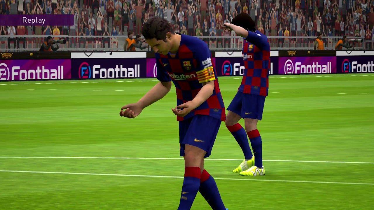 eFootball Pro Evolution Soccer 2020 Mobile GameplayKQL