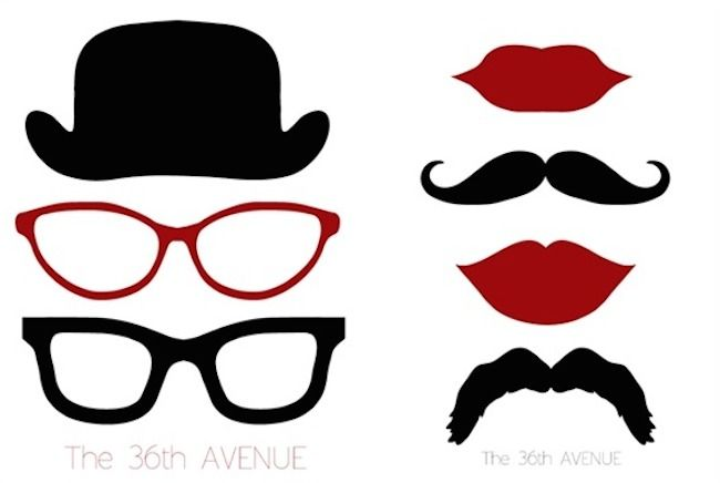 photobooth mariage accessoires. Black Bedroom Furniture Sets. Home Design Ideas
