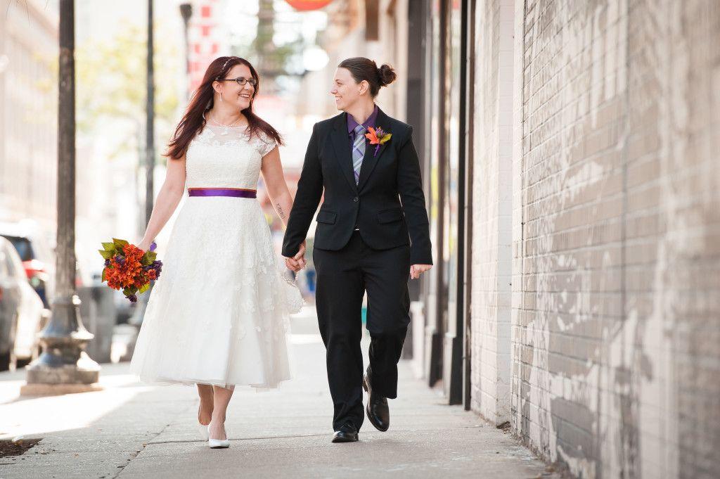 twobrides #loveislove #lovewins #lgbtwedding #lgbtqwedding ...
