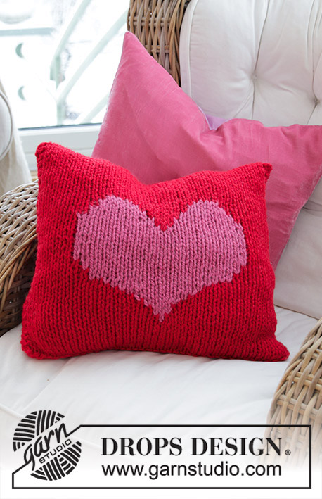 Lay My Love / DROPS Extra 0-1420 - Free knitting patterns by DROPS Design