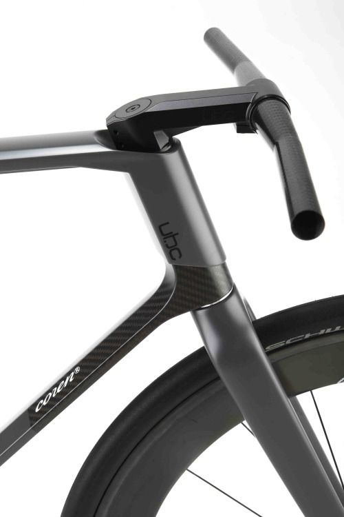 Details we like / Bicycle / Frame / Black / carbonfibre / at ...