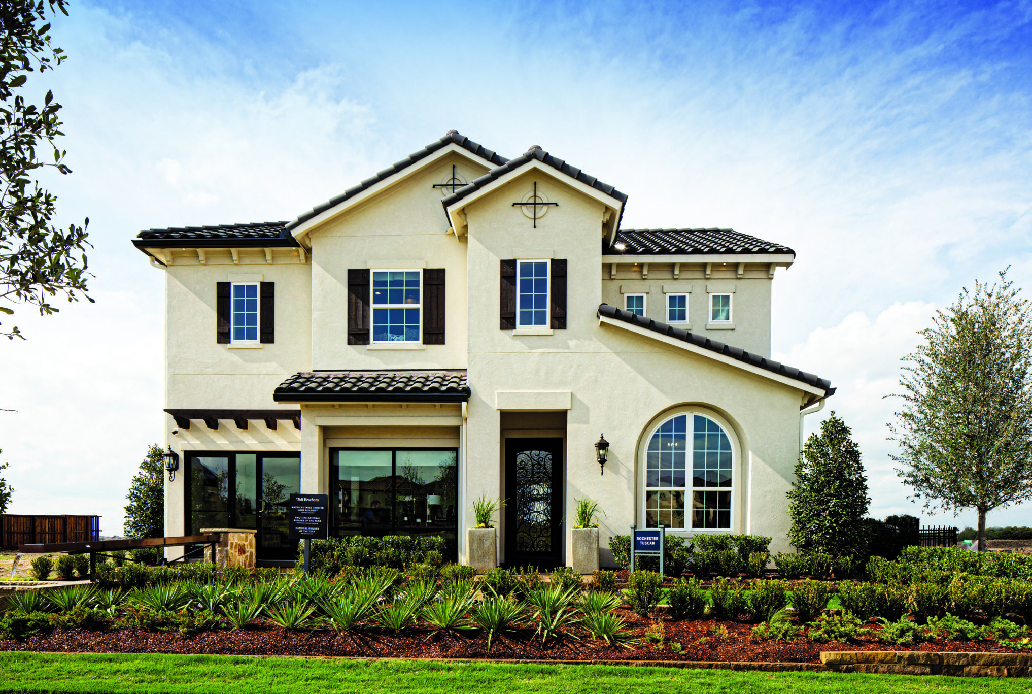 Phillips Creek Ranch in Frisco, TX. Luxury homes, Texas