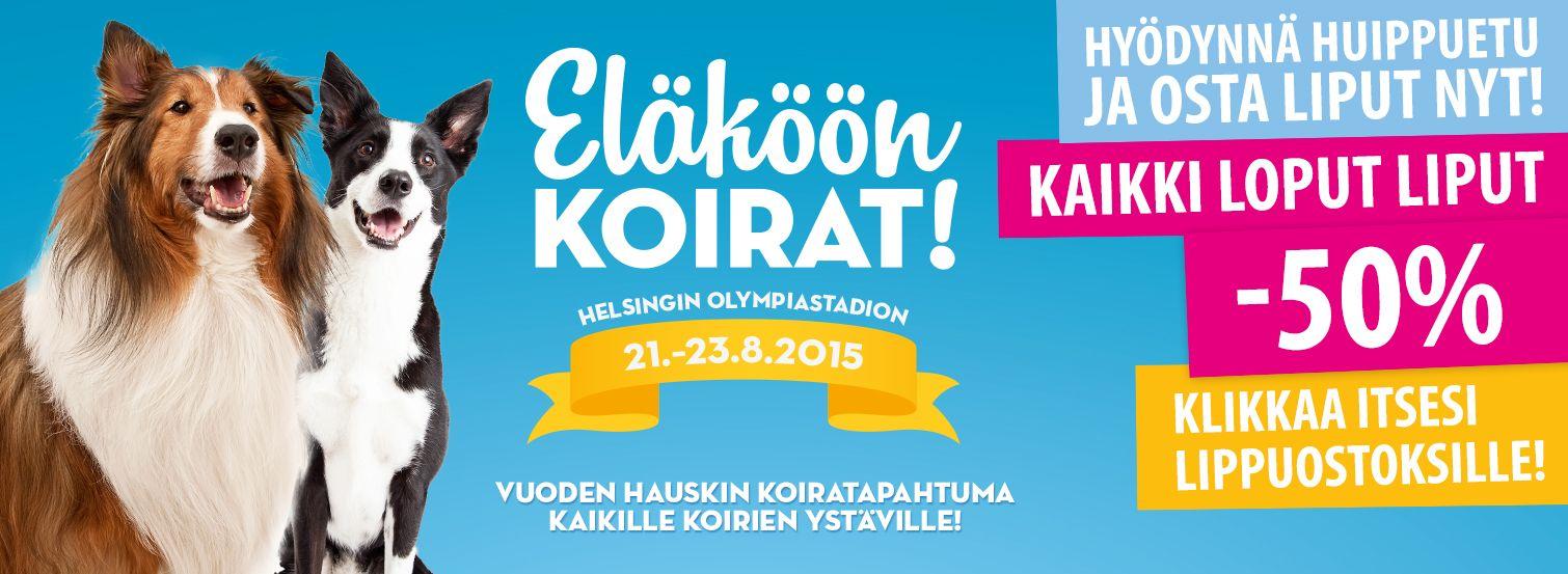 Viipurin Koirat ry on mukana tapahtumassa  :) http://www.hauhau.fi/hau-hau-champion/