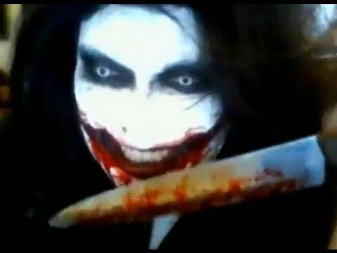 jeff the killer halloween tutorial 2012 youtube