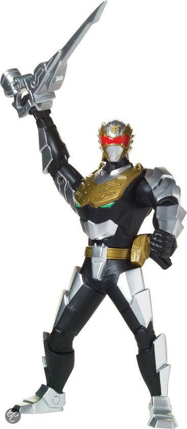 Power rangers figuur super gevecht 16 cm ranger robo - Robot power rangers megaforce ...