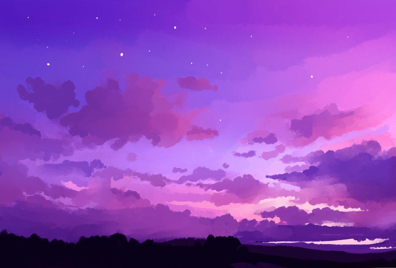 sky Tumblr Sky aesthetic, Aesthetic backgrounds