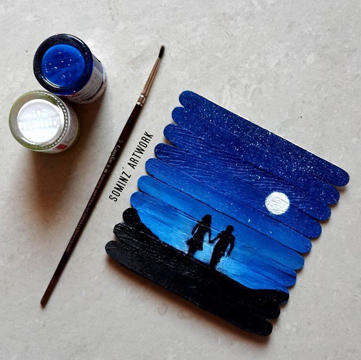 Sleep Beneath The Stars Pintura De Amor Dibujos A Pintura Pintura Y Dibujo