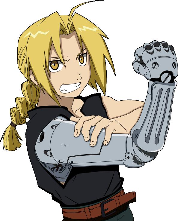 Edward Elric by Naruto-fan27 on deviantART | Anime/Manga ...