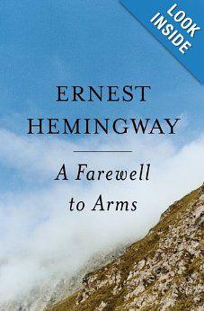 A Farewell To Arms: Ernest Hemingway: 9780684801469: Amazon.com: Books