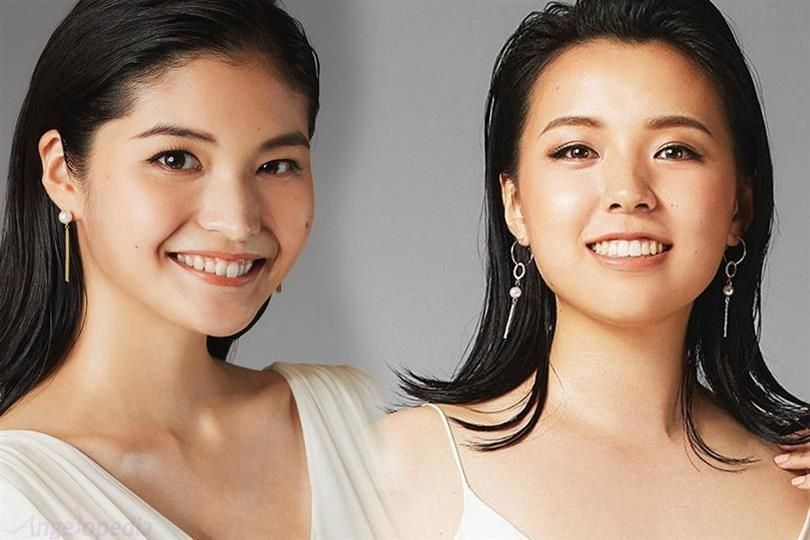 Miss International Japan 2019 contestants are Haruka Takahashi
