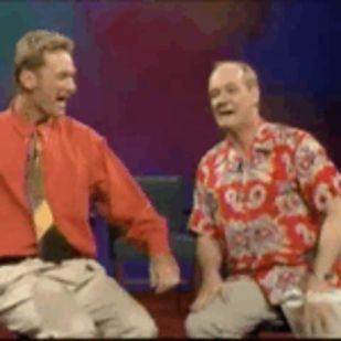 "20 Beautiful Things About Friendship As Told By ""Whose Line Is It Anyway"""