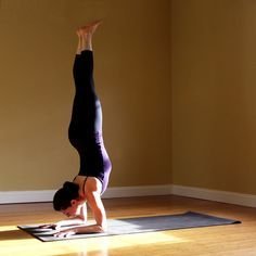 wanna do a handstand 8 moves to get you there if you've