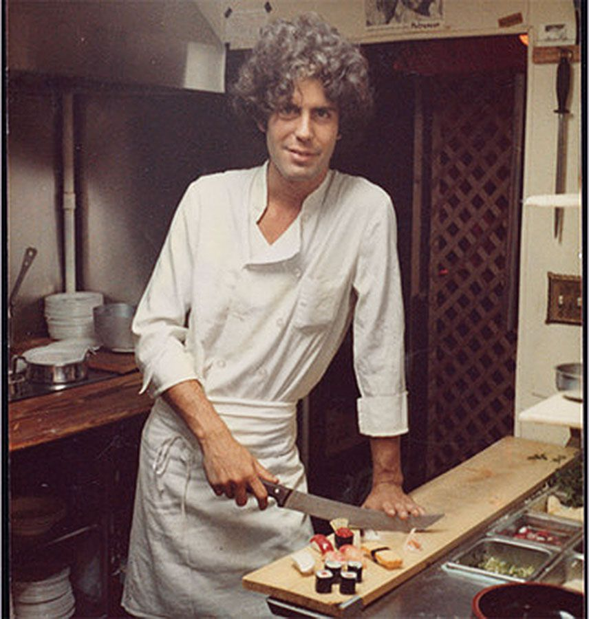 Yes, Anthony Bourdain Really is That Cool: A Close Encounter with a ...