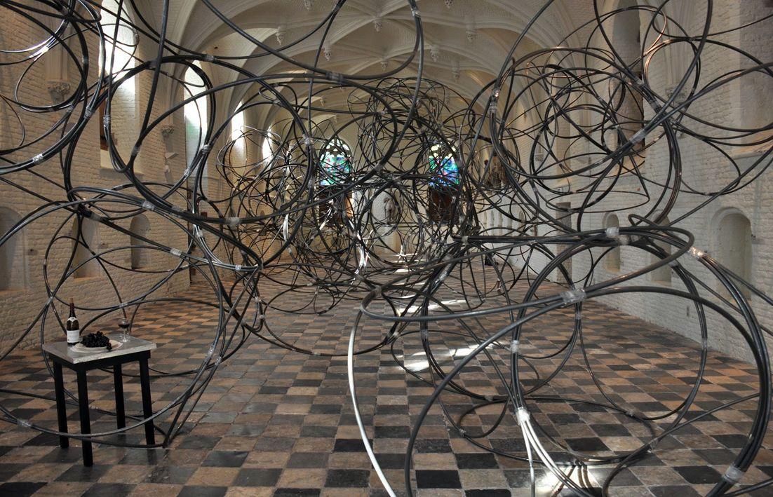 estructuras espaciales irregulares: cadena proteica   yona friedman ...